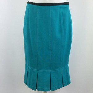 Nanette Lepore Blue Mermaid Skirt Size 4